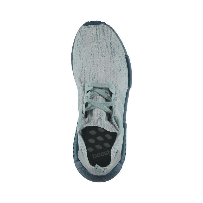 adidas Nmd R1 Primeknit Erkek Yeşil Sneaker