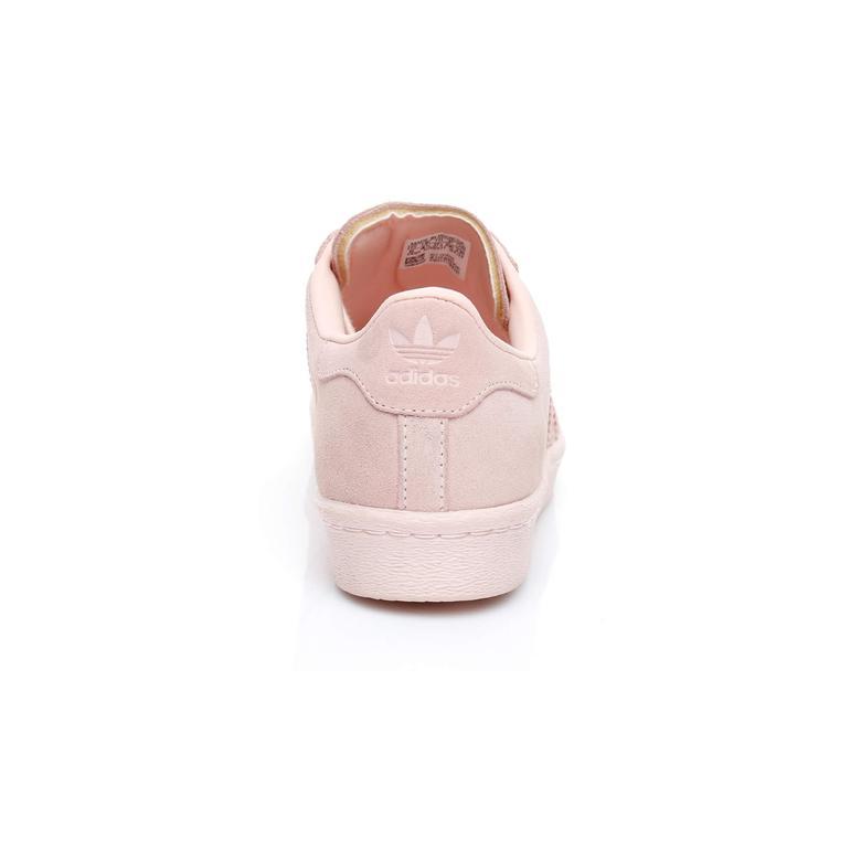 adidas Superstar 80S Metal Toe Kadın Pembe Sneaker