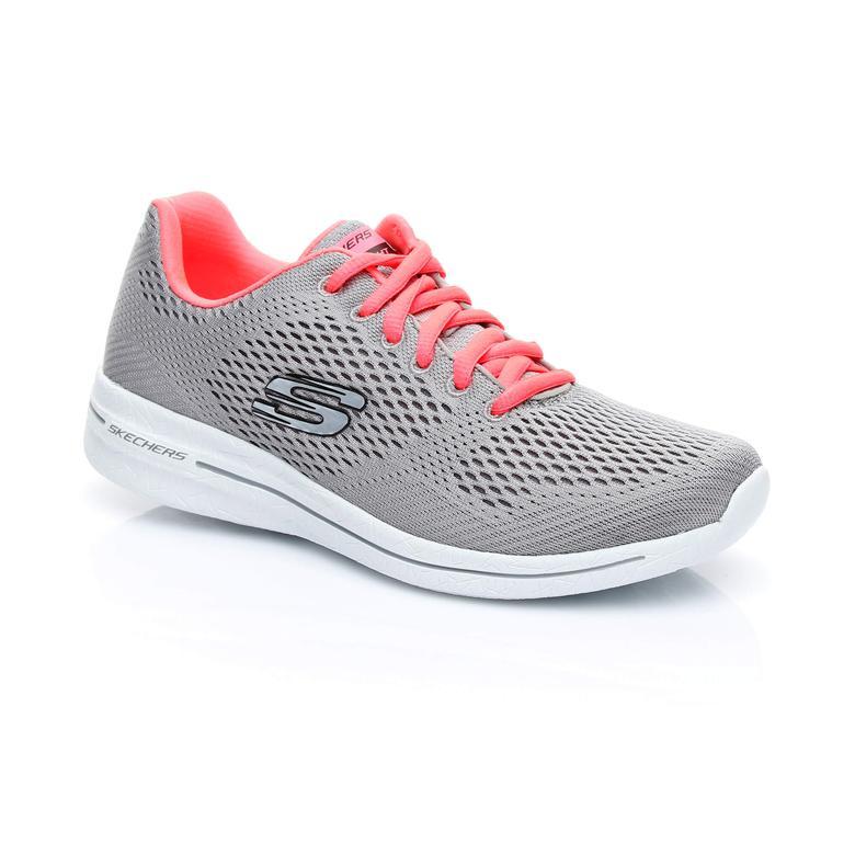 Skechers Burst 2.0 Kadın Gri Sneaker