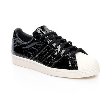 adidas Superstar 80'S Kadın Siyah Sneaker