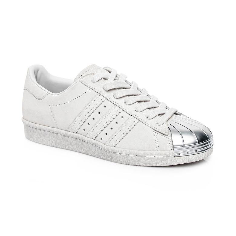 plus récent e8265 ced57 adidas Superstar Metal Toe Kadın Beyaz Sneaker