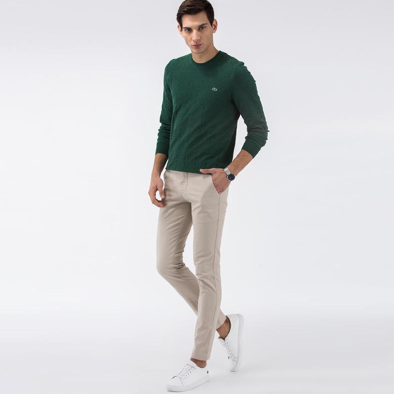 Lacoste Erkek Bej Rengi Pantolon