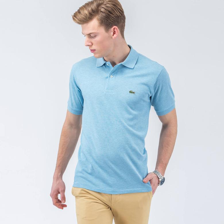 Lacoste Mavi Kısa Kollu Erkek Polo