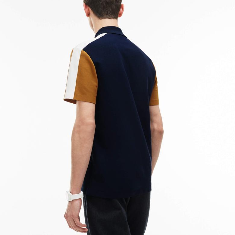 Lacoste Erkek Lacivert Regular Fit Kısa Kollu Polo