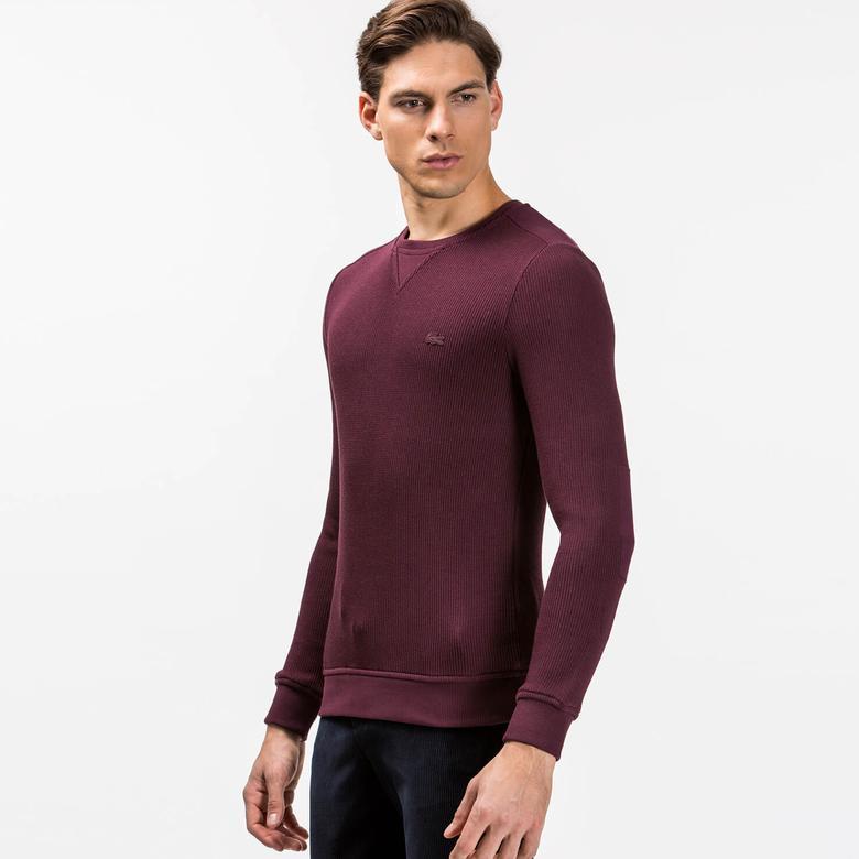 Lacoste Erkek Bordo Uzun Kollu T-Shirt