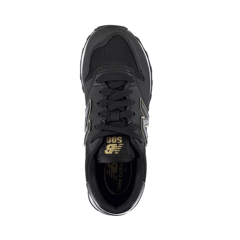New Balance 500 Kadın Siyah Sneaker