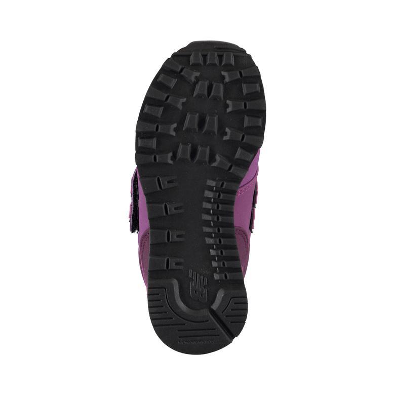 New Balance 574 Çocuk Mor Sneaker