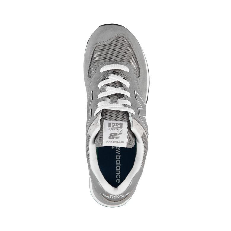 New Balance 574 Erkek Gri Sneaker