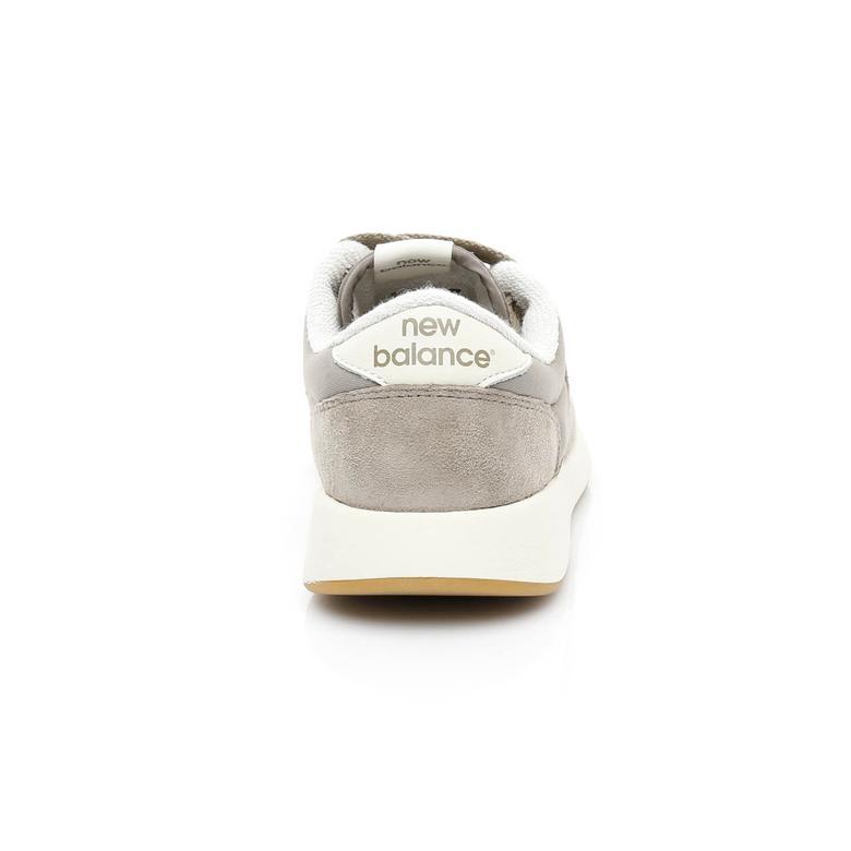 New Balance 420 Kadın Gri Sneaker