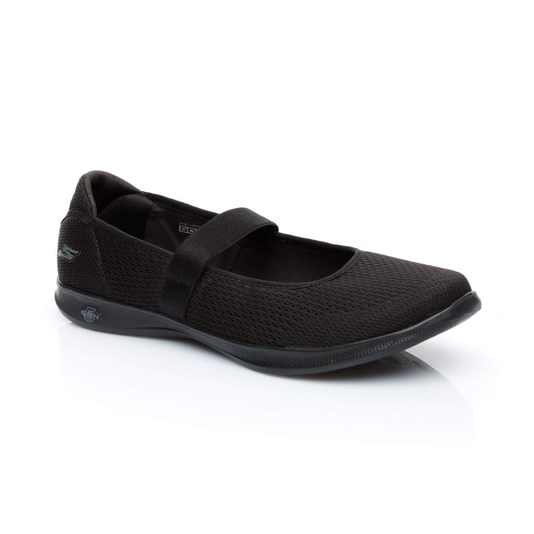 Skechers Bloomıng Kadın Siyah Sneakers