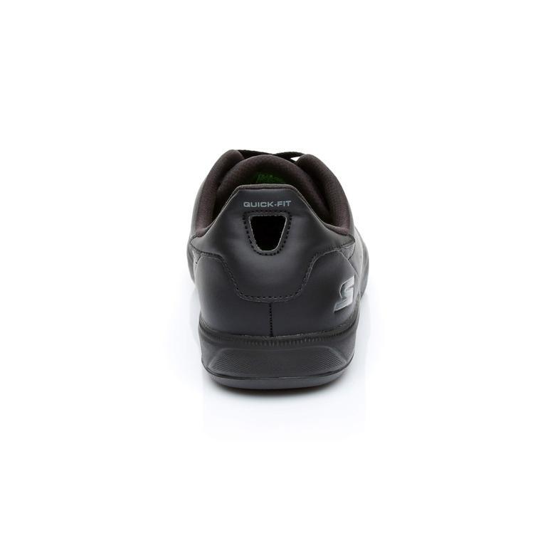 Skechers Erkek Siyah Sneaker