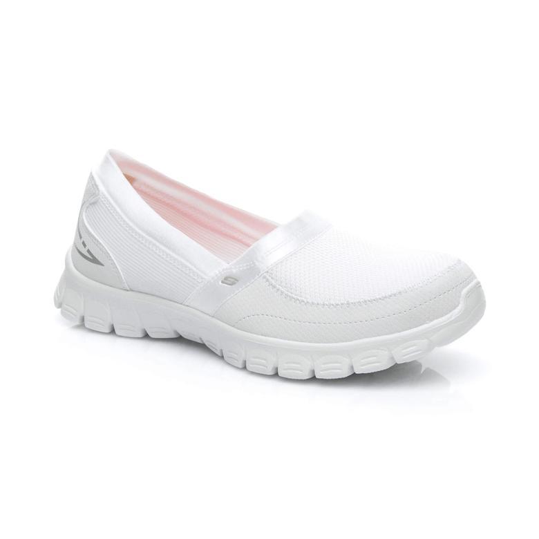 Skechers Ez Flex 3.0 Kadın Beyaz Sneaker