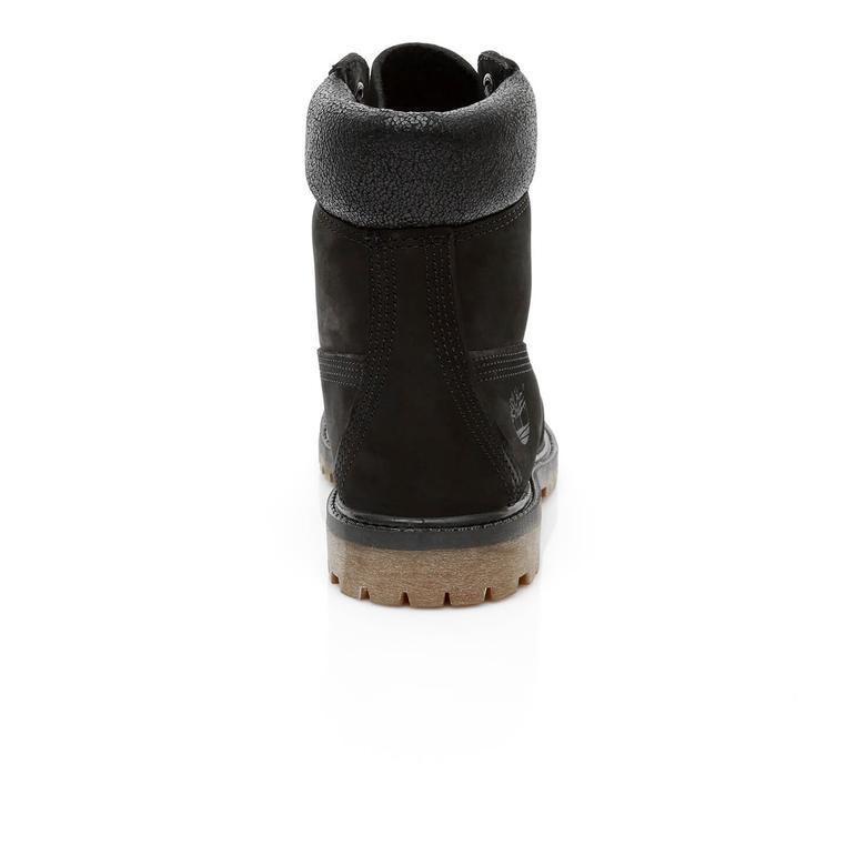 Timberland 6in Premium Kadın Siyah Bot