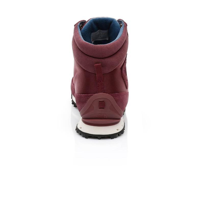 The North Face Back-2-Berk Boot 2 Kadın Bordo Bot