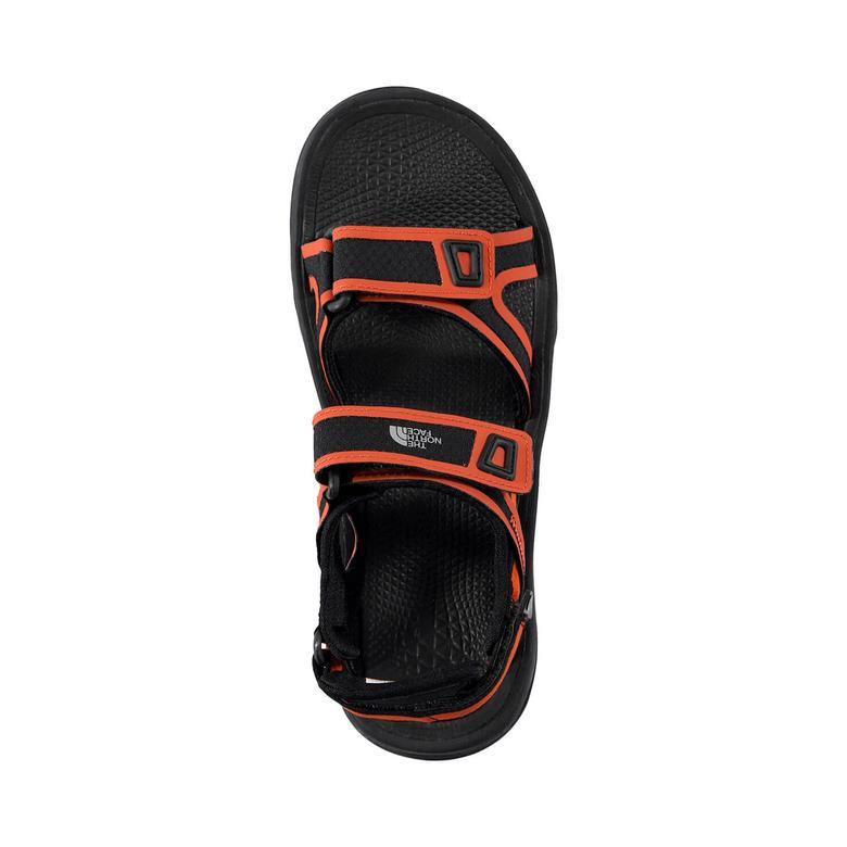 Hedgehog Siyah Erkek Sandalet