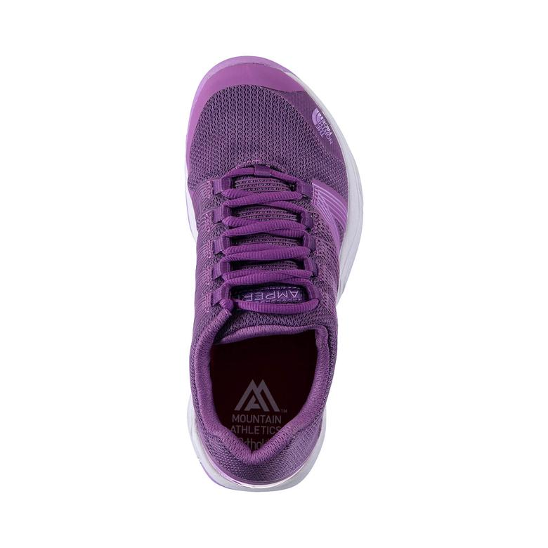 W Litewave Ampere Ii Mor Kadın Sneakers