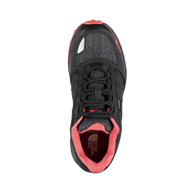The North Face Lite Wave Fastpack Gore-Tex Kadın Siyah Spor Ayakkabı