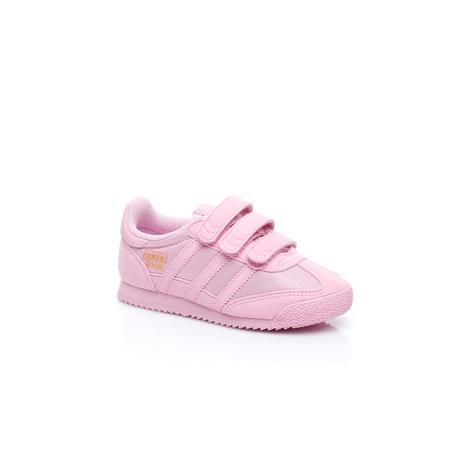 adidas Dragon Og Çocuk Pembe Sneaker