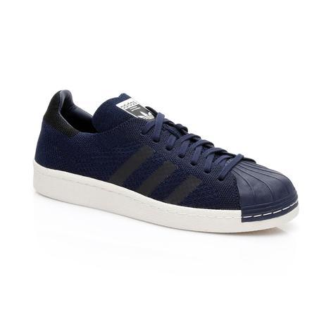 adidas Superstar Erkek Lacivert Sneaker