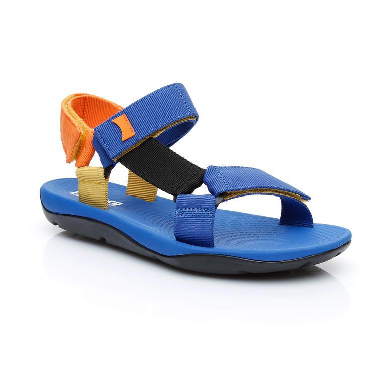 Camper Match Erkek Mavi Sandalet