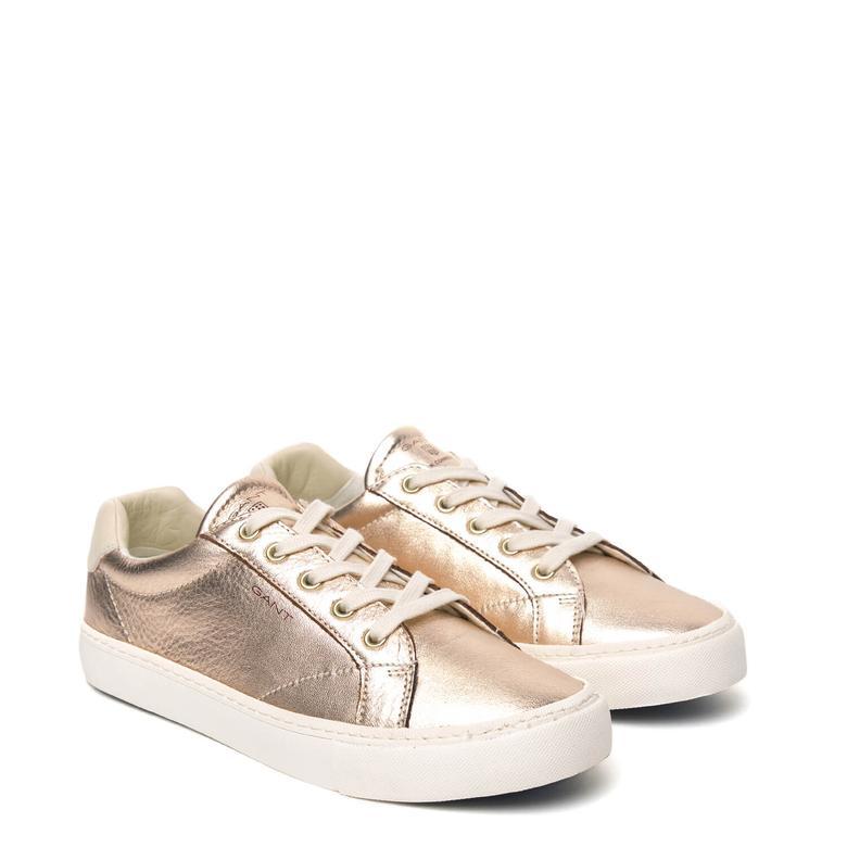 Alice Kadın Altin Sneaker