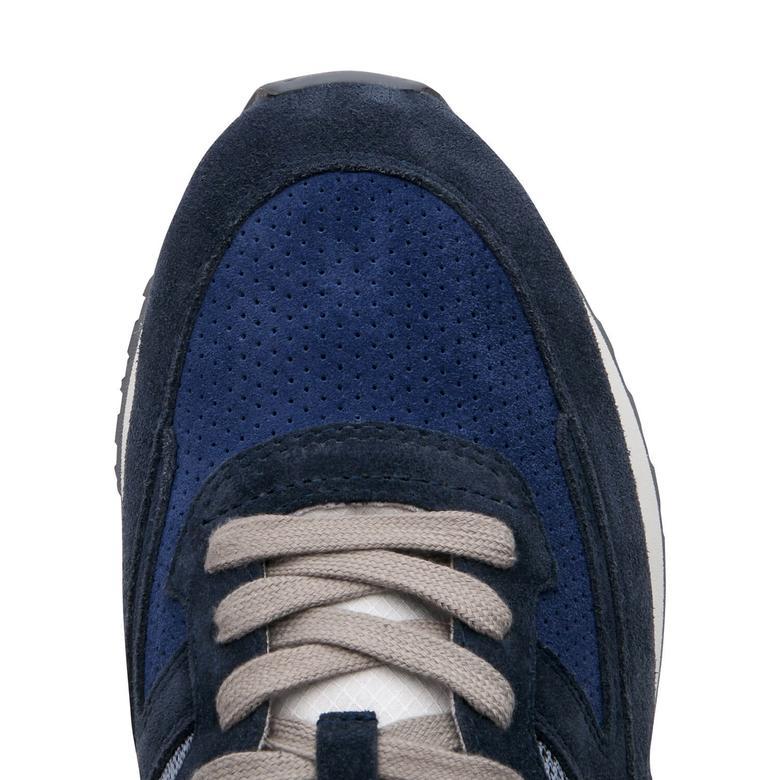 Duke Erkek Mavi Sneaker