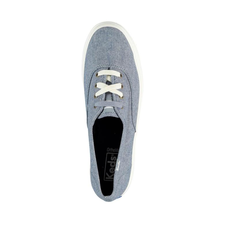 Keds Triple Kadın Mavi Sneaker