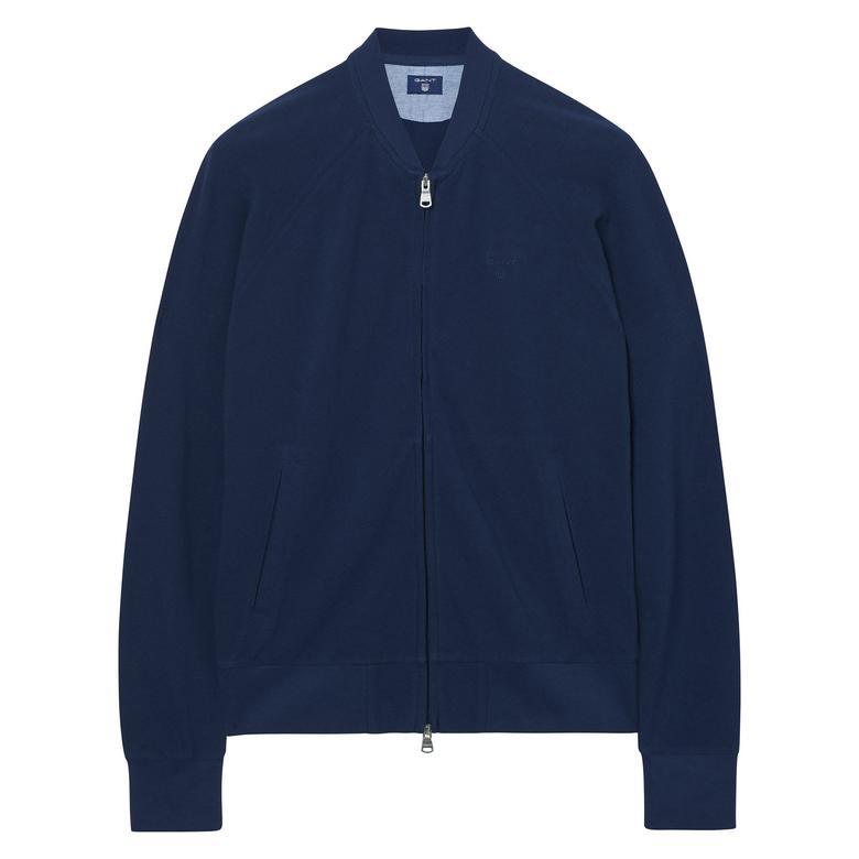 Gant Erkek Lacivert Uzun Kollu Sweatshirt