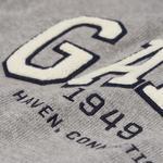 Gant Erkek Gri Uzun Kollu Triko