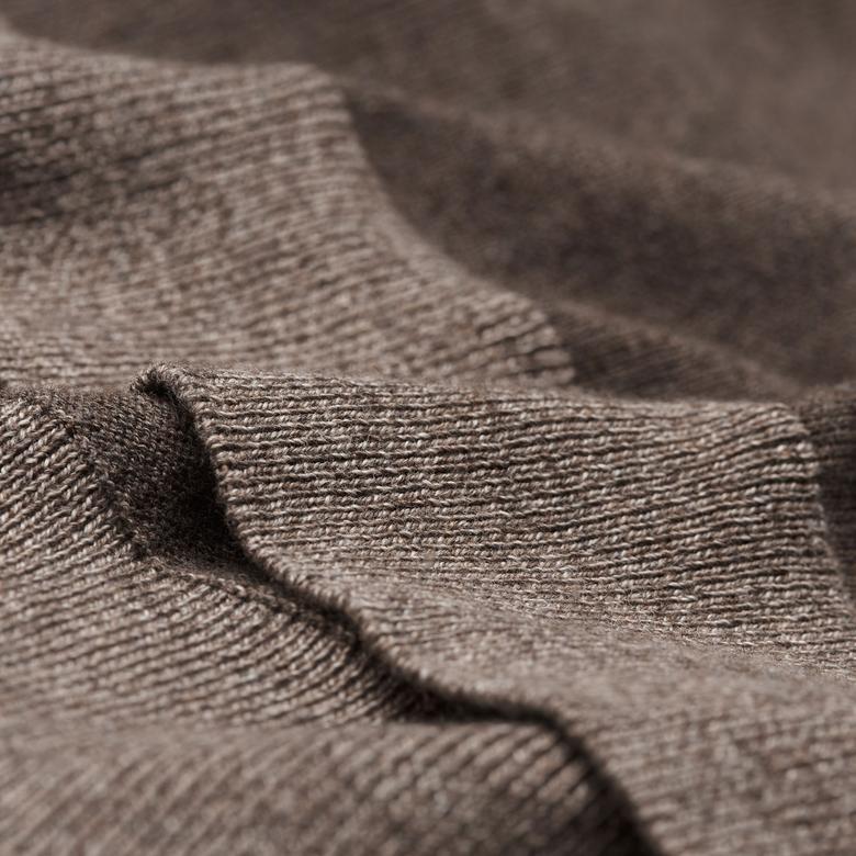 Gant Erkek Kahverengi Uzun Kollu Triko