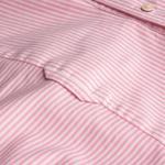 Gant Erkek Pembe Uzun Kollu Slim Fit Gömlek