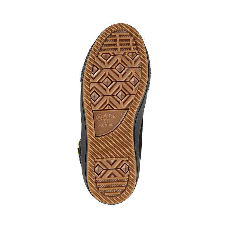 Converse Chuck Taylor Wp Boot Mid Kadın Siyah Sneaker/Bot