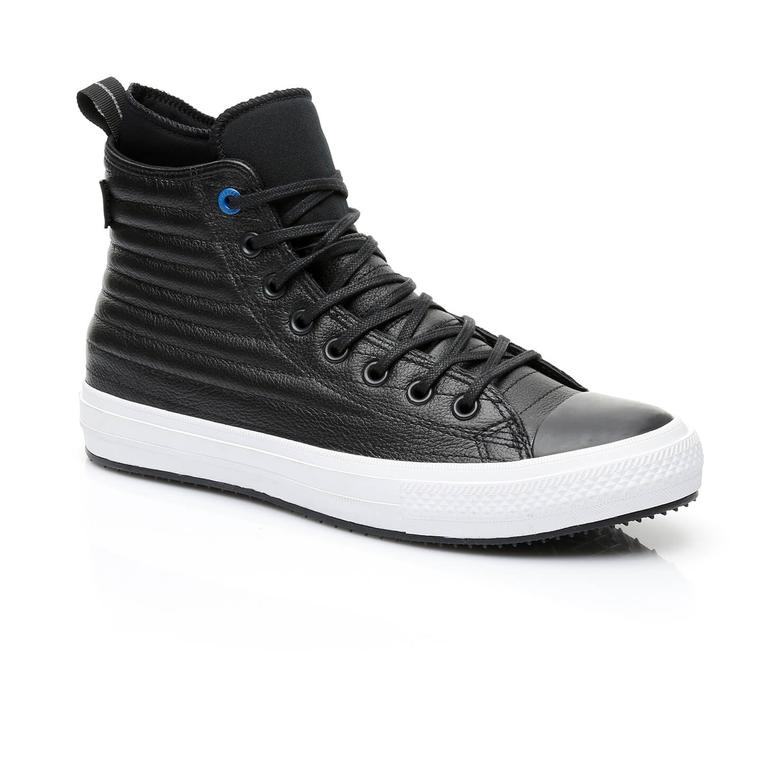 Converse Chuck Taylor Wp Boot Mid Erkek Siyah Sneaker/Bot