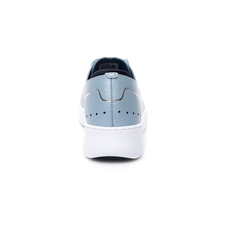 Lacoste Eyyla Kadın Mavi Sneaker