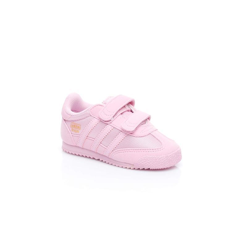 adidas Dragon OG Çocuk Pembe Spor Ayakkabı