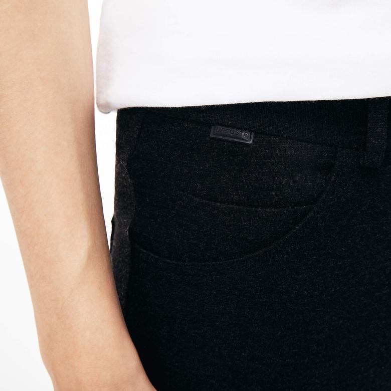 Lacoste Kadın Siyah Pantolon