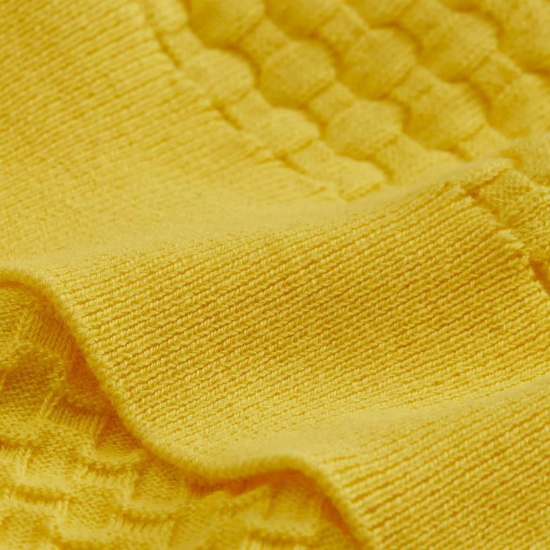 Gant Erkek Sarı Triko