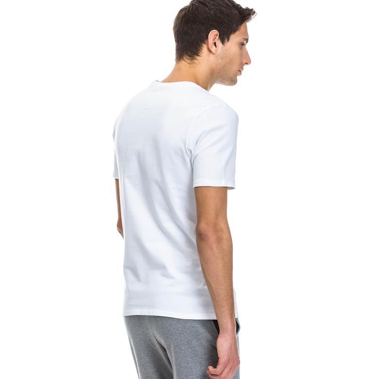 Tshirt Erkek Beyaz Giyim
