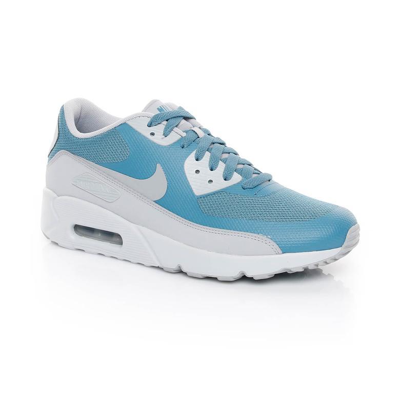 Nike Air Max 90 Ultra 2.0 Essential Erkek Mavi Spor Ayakkabı