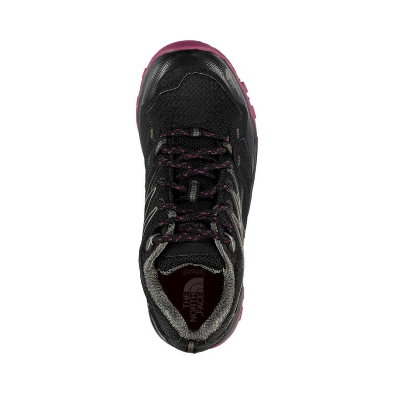 The North Face Hedhehog Fastpack Gore-Tex Kadın Siyah Spor Ayakkabı
