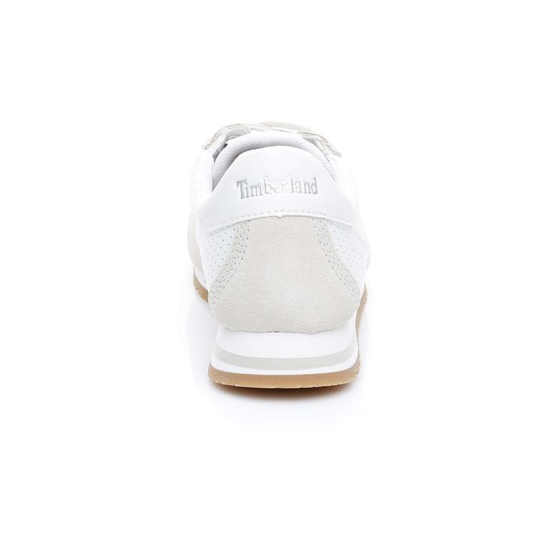 Tımberland Milan Flavor Kadın Beyaz Sneakers
