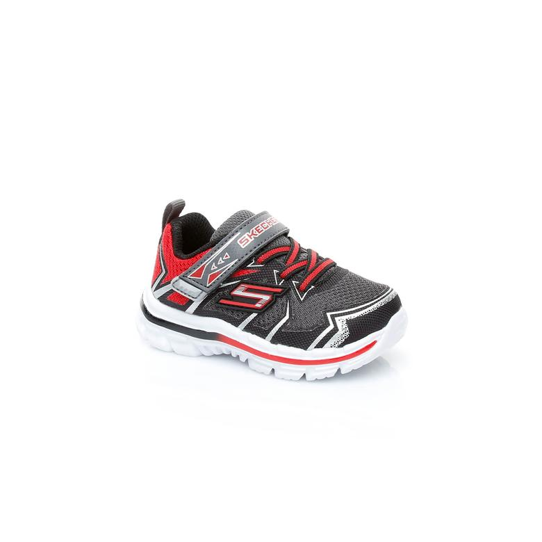 Skechers Nitrate Çocuk Kırmızı Sneaker