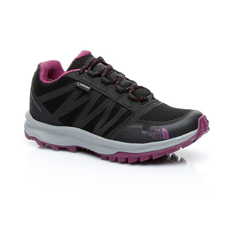 The North Face Lite Wave Gore-Tex Kadın Siyah Outdoor Ayakkabı