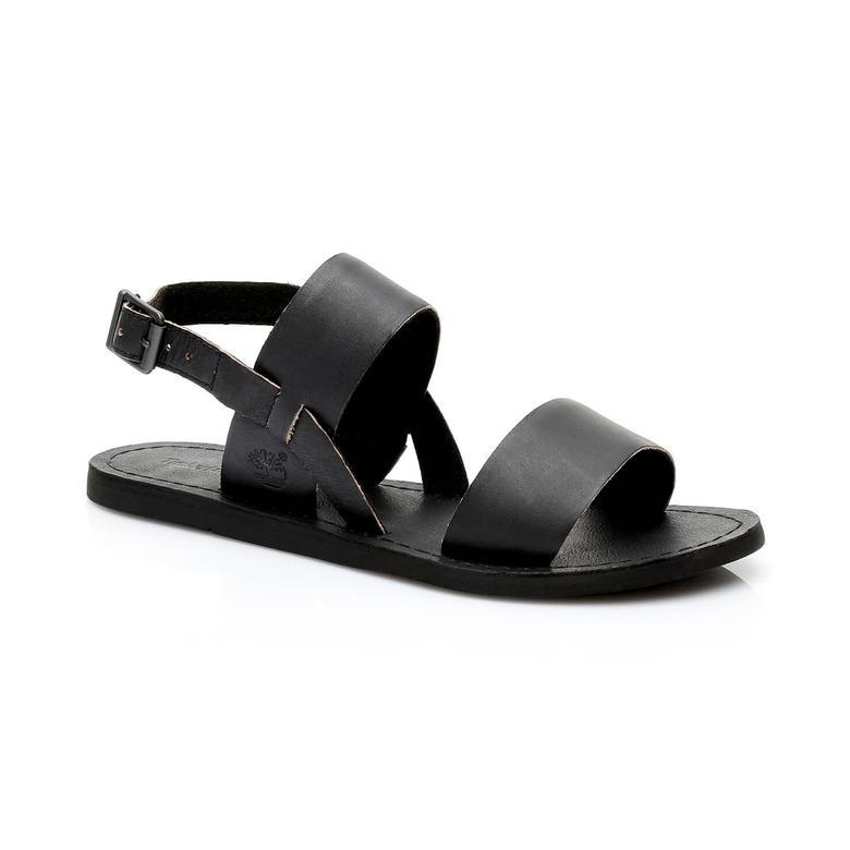 Tımberland Carolista Kadın Siyah Sandalet