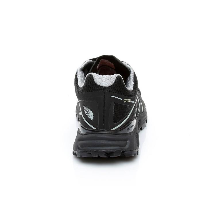 The North Face Ultra Endurance Gore-Tex Kadın Siyah Spor Ayakkabı