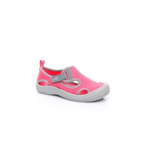 New Balance Çocuk Pembe Sandalet