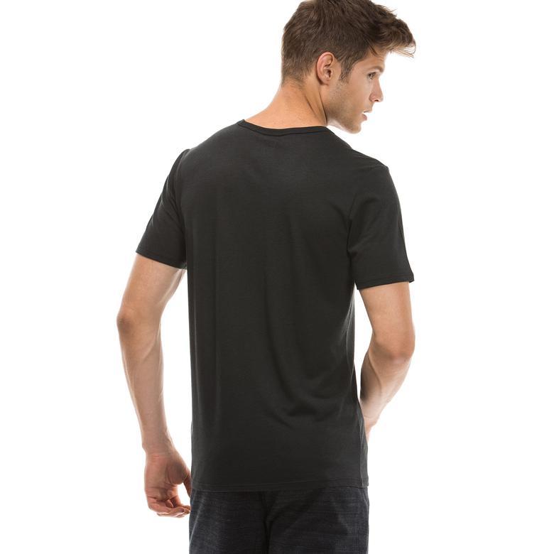 Nike Erkek Siyah T-Shirt