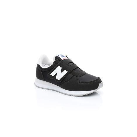 New Balance 220 Çocuk Siyah Sneaker