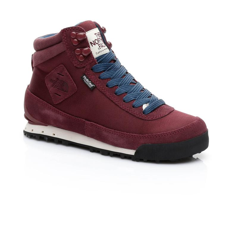 The North Face Back-2-Berk Boot 2 Kadın Bordo Bot