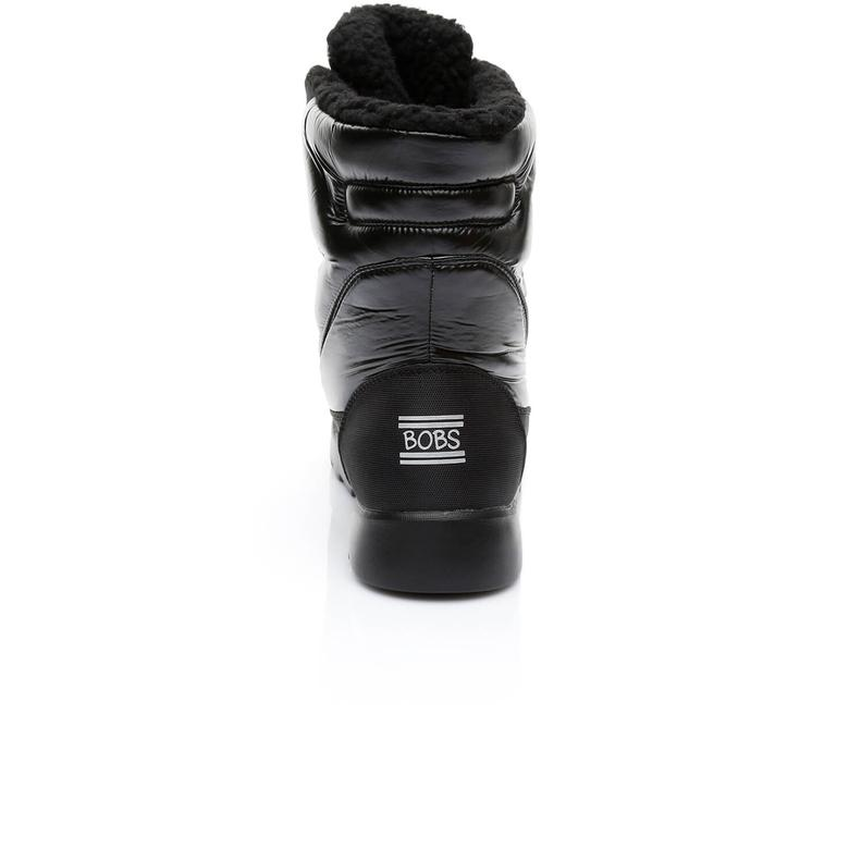 Skechers Mementos-Snow Cap Kadın Siyah Bot